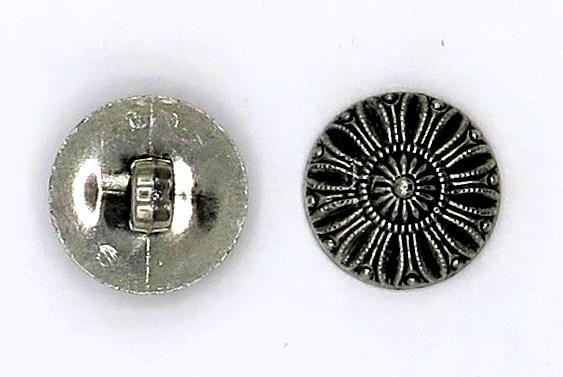 Trachtenknopf 3. Kunststoff