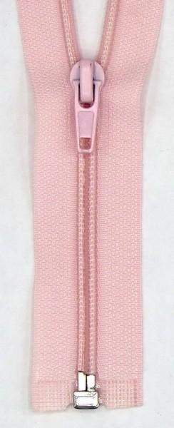 Jackenreißverschluss teilbar 50cm rose