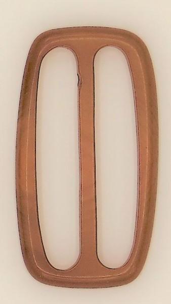 Gürtelschließe 5cm Kunststoff