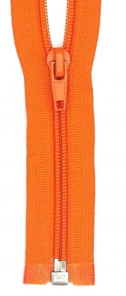Jackenreißverschluss teilbar 25cm Spirale