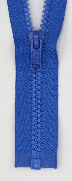 Jackenreißverschluss teilbar 65cm Delrinschiene