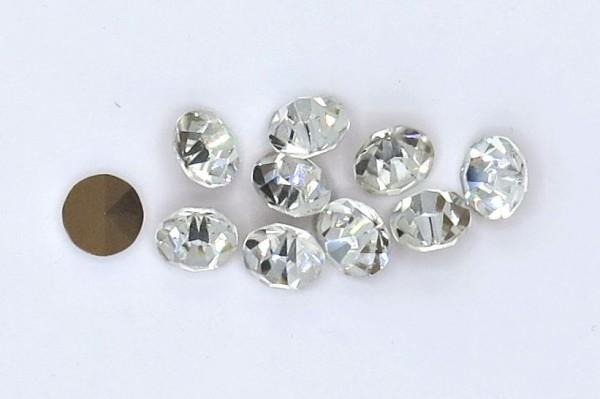 """Kristallsteine """"Diamantform"""" 10 Stück"""
