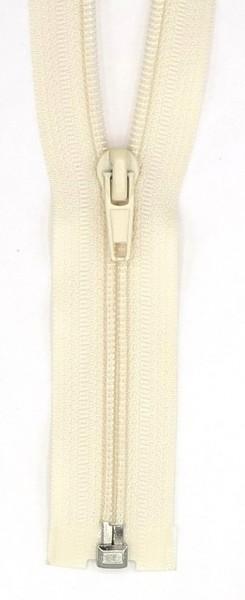 Jackenreißververschluss teilbar 55cm Spirale