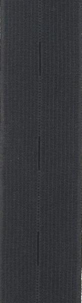 Knopfloch Gummi 25mm