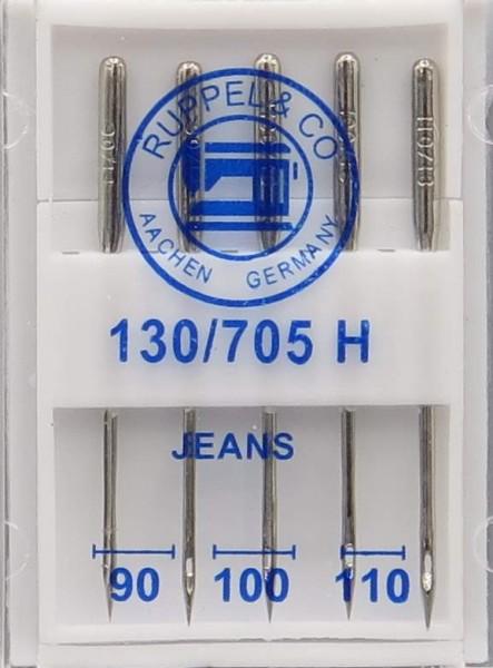 Maschinen-Nadeln jeans