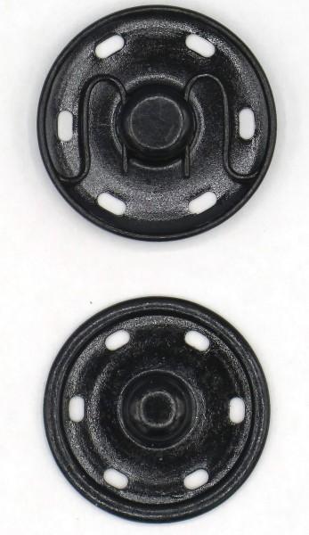 Drückknöpfe metall Ø 21mm 3er