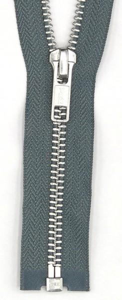 Jackenreißverschluss teilbar 35cm Metall