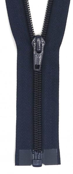 Jackenreißverschluss teilbar 75cm Spirale