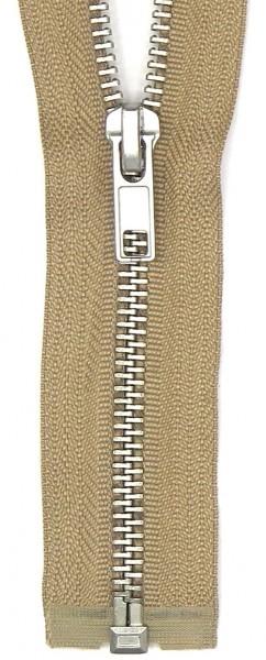 Jackenreißverschluss teilbar 65cm Metall
