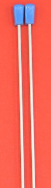 2 Stricknadeln Stärke 2mm