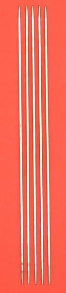 Strumpf Stricknadeln Metall 2mm