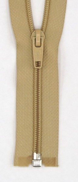 Jackenreißverschluss teilbar 35cm Spirale